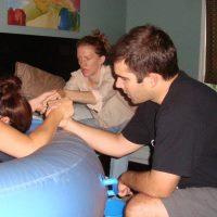acupressure during labor
