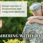 Acupuncture in Michigan Memorial Day 2018