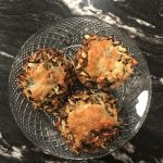 Portobello Mushrooms Stuffed with Wild Rice